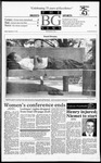 The BG News September 15, 1995