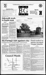 The BG News September 19, 1995