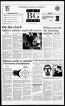 The BG News September 22, 1995