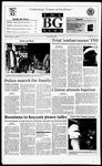 The BG News September 25, 1995