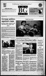 The BG News October 6, 1995