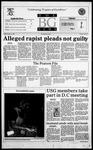 The BG News October 13, 1995