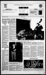 The BG News October 16, 1995