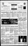 The BG News October 19, 1995
