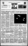 The BG News October 24, 1995