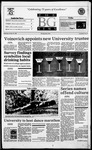 The BG News October 25, 1995