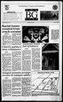 The BG News October 31, 1995