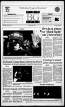 The BG News November 1, 1995