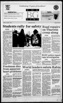 The BG News November 7, 1995