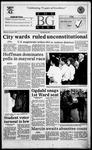 The BG News November 8, 1995
