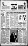 The BG News November 10, 1995