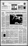 The BG News November 14, 1995