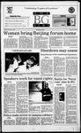 The BG News November 16, 1995