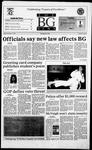 The BG News November 17, 1995