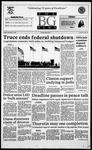 The BG News November 21, 1995
