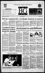 The BG News November 29, 1995