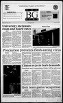 The BG News December 4, 1995