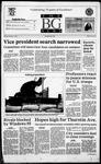 The BG News December 5, 1995