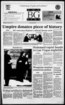 The BG News December 6, 1995
