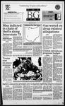 The BG News December 7, 1995
