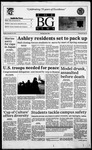 The BG News December 12, 1995