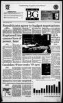 The BG News December 14, 1995