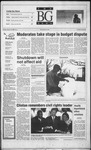 The BG News January 16, 1996