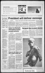 The BG News January 19, 1996