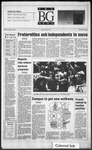 The BG News January 22, 1996