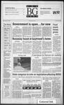 The BG News January 26, 1996