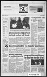 The BG News January 31, 1996
