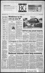 The BG News February 1, 1996