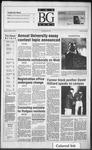The BG News February 8, 1996