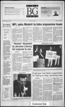 The BG News February 12, 1996