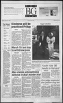 The BG News February 15, 1996