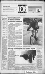 The BG News February 19, 1996