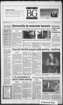 The BG News February 21, 1996