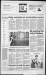 The BG News April 15, 1996