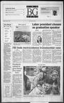 The BG News April 16, 1996