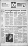 The BG News April 29, 1996