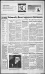 The BG News April 29, 1996