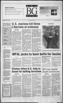 The BG News May 1, 1996