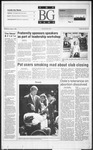 The BG News August 7, 1996