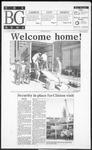 The BG News August 26, 1996