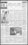 The BG News August 29, 1996
