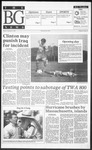 The BG News September 3, 1996