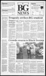 The BG News September 9, 1996
