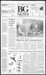 The BG News September 13, 1996