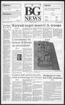 The BG News September 18, 1996