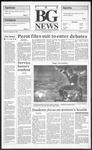 The BG News September 25, 1996